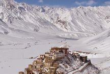 Himachal pradesh / India / Himalaya
