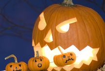 Halloween / Halloween related decorative ideas, things, thoughts and interests.