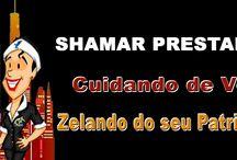Shamar / Shamar Prestadora de Serviços  Portaria em geral - Controlador de acesso - Monitoramento 24hs - Instalação e gerenciamento de câmareas Serviços de limpeza Ronda motorizado Olho virtual - Notificação - Atendimento 24hs - Alerta de fumaça - Testes diários...
