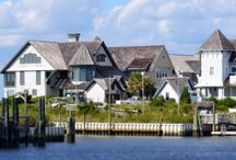Bald Head Island, NC / From the island's secluded beaches to the tree-lined paths, experience Bald Head Island, North Carolina!