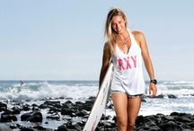 beach babes / a board dedicated to those who are living the sun/surf/sand life