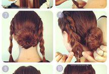 hair up