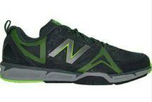 NEW BALANCE TRAINERS / Sepatu yang digunakan untuk segala jenis latihan. stok size 45 - 50