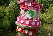 Bohém torták