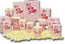 Popcorn Themed / Popcorn themed costume and favors / by Treva Goforth