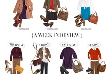 Inside My Closet / Outfits, shoes & accessories that embody my personal style. / by Liz Heron