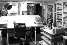 Studio Space / Where I would love to create