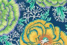 Kaffe Fassett Collective Fabric