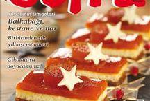 Sofra'nın Aralık sayısı raflardaki yerini aldı! / Türkiye'nin en sevilen yemek dergisi Sofra'nın yeni yıl için özel olarak hazırlanan Aralık sayısı çıktı...