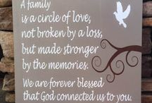 Loss of a Sibling / Ideas, products, articles and quotes to support a loved one who has lost a sibling.