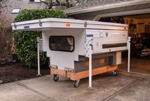 a truck camper