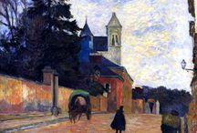 Painting. Paul Gauguin