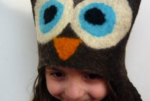 Felted items :)
