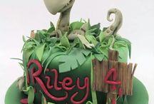 Elise birthday cake ideas