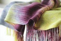 Fiber, Yarn, Spinning and Weaving / by Suzanne Collier