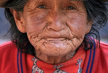 Fascinating Faces In Places / It's All About The People You Meet Along The Way.....