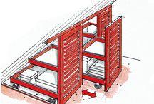 Ideen Dachschräge