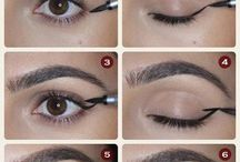more tips to make eyeliner wings