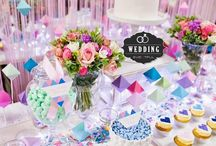 concept ideas / magical sceneries for every occasion!