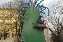 Pom Pom játszótér / Budapest egyik legjobb tematikus játszótere a Pom Pom mesepark. Nézd meg a jobbnál jobb játékokat!