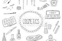 icons cosmetics
