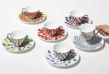 Tea set / Waltz cup and saucer