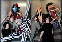 Burton Halloween Theme / Tim Burton inspired party for #Halloween / by Coley Chaos