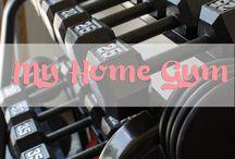 Future home gym / by Monica Henkel