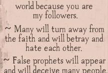 Bible / by Regina Logue