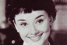 Audrey Hepburn オードリー・ヘプバーン / 女優