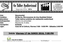 Taller Audiovisual