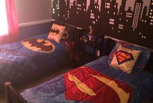 Frazer and Isaac's room