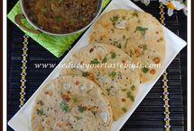 Indian bread / Roti