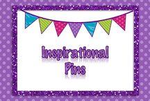 Inspirational Pins