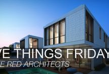 FIVE THINGS FRIDAY - BLOG POSTS