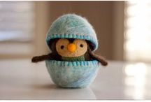 Felted things / by Wendy Reiten