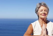 """Embracing Aging / """"Aging is not lost youth but a new stage of opportunity and strength."""""""