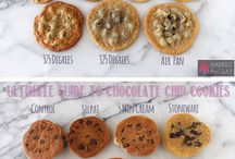 Sweets/Baking / Sweets and baking ideas to try