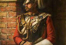 Military Portraiture Inspiration