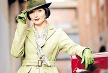 Miss Fisher / Fantastic series set in the gorgeous Melbourne.