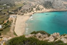 Beaches of Karpathos Island, Greece