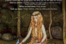 Folklore / Myths, folklore and tales.