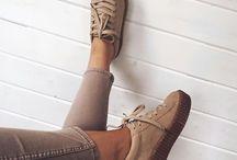Topánky M