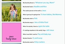 babies / by Kimberly Keyes
