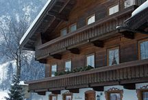 traditional tirol house
