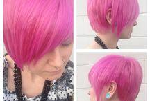 Thirteen Hair / All hair done at our salon, thirteen, in Walnut Creek California