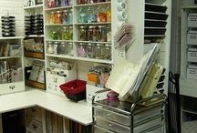 Organizing / by Meghan Mullaney