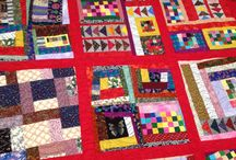 Quilts,Bags,Art Quilts etc made by Maria Mason
