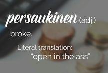 Suomi ja kieli