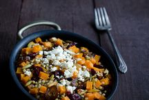foods for fall / Recipes inspired by the season